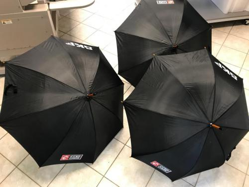 Tisk na dežnike